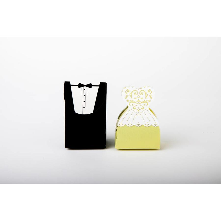Doosje bruidegom (12 stuks)-2