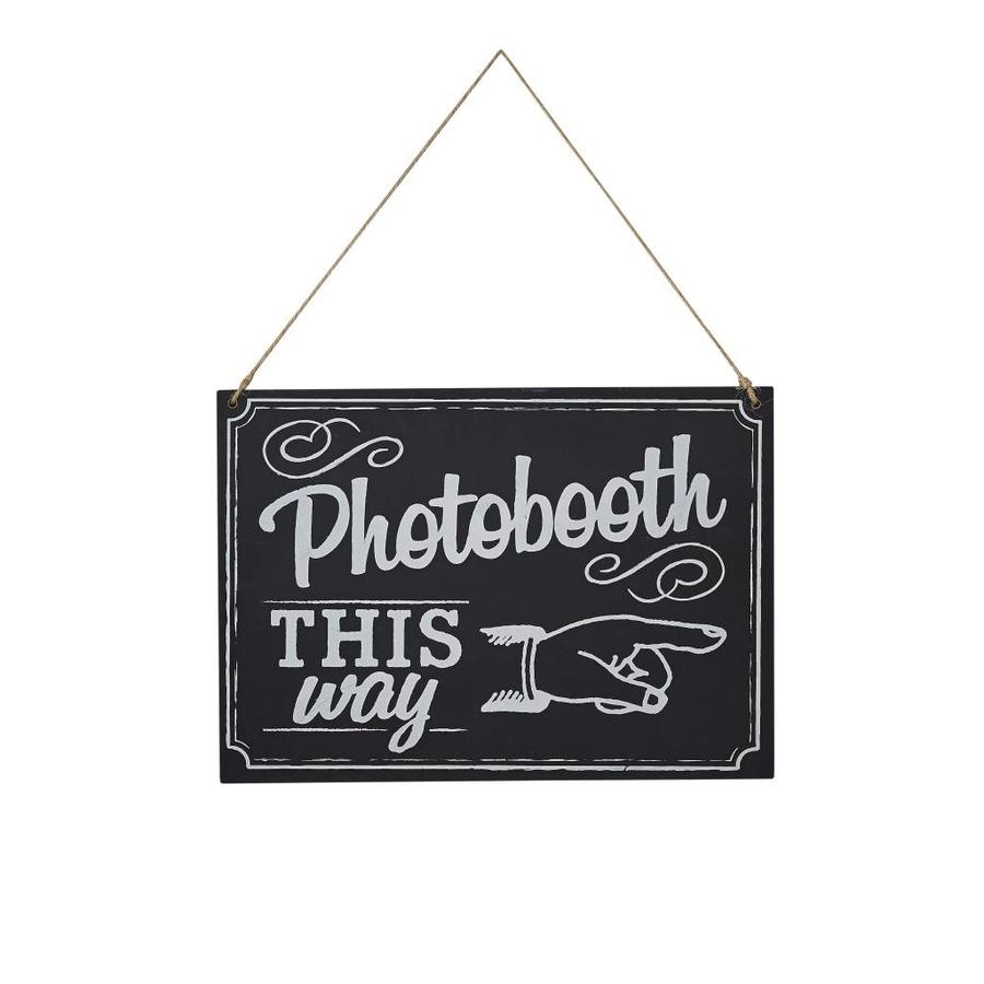 Photobooth this way bordje-1