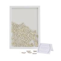 thumb-Alternatief gastenboek houten hartjes-1