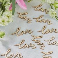 thumb-Tafel confetti love (25 stuks)-2