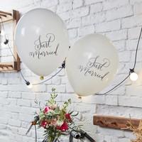thumb-Ballon Just Married (10 stuks)-2