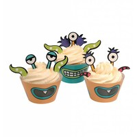 thumb-Cupcake Monster set-1