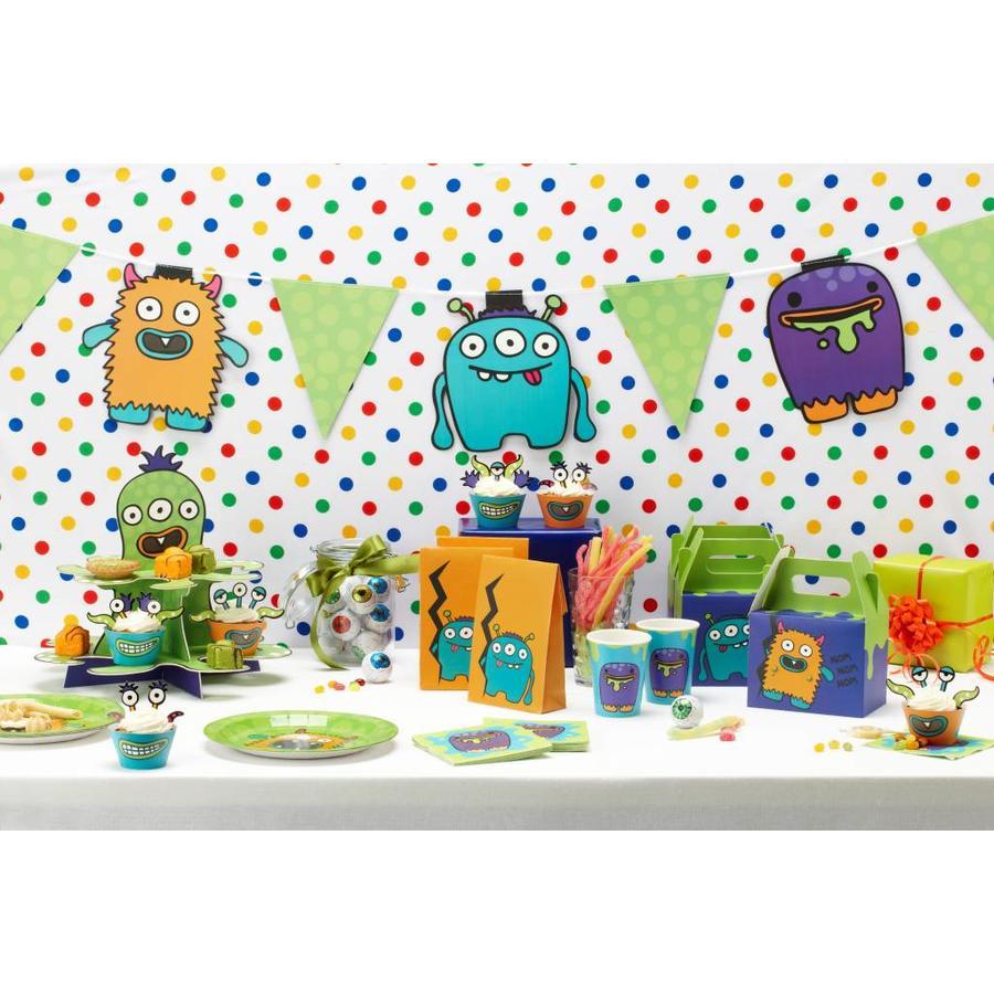 Cupcake Monster set-3