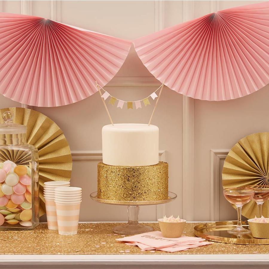 Bekertje party roze (8 stuks)-3