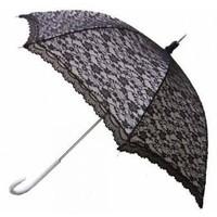 thumb-Kanten paraplu zwart-1