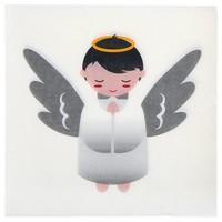 thumb-Servetten engeltje (20 stuks)-1