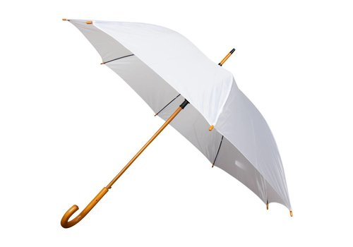 Paraplu wit