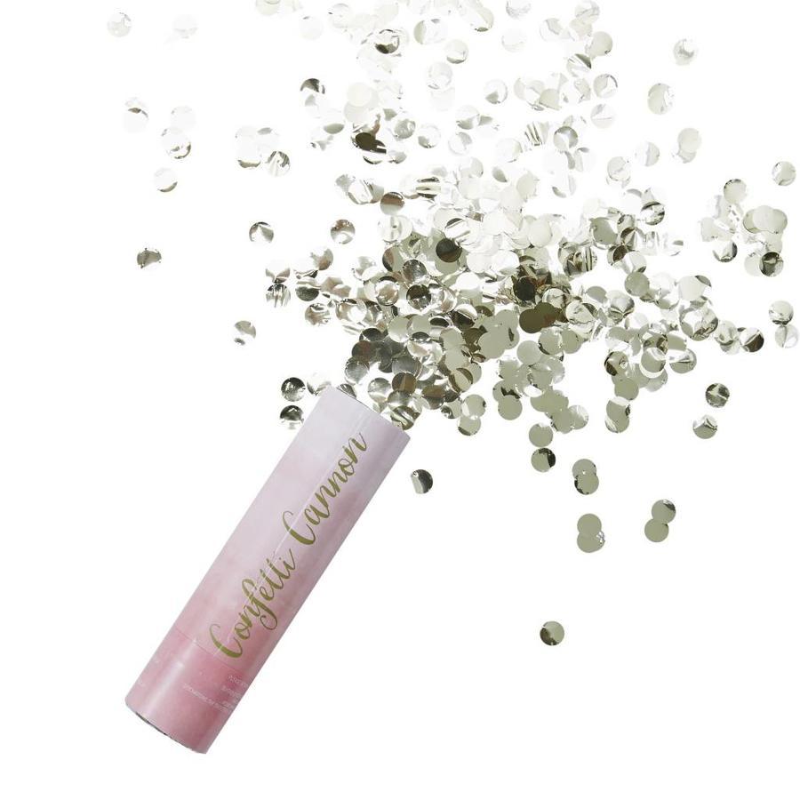 Roze confetti kanon-1