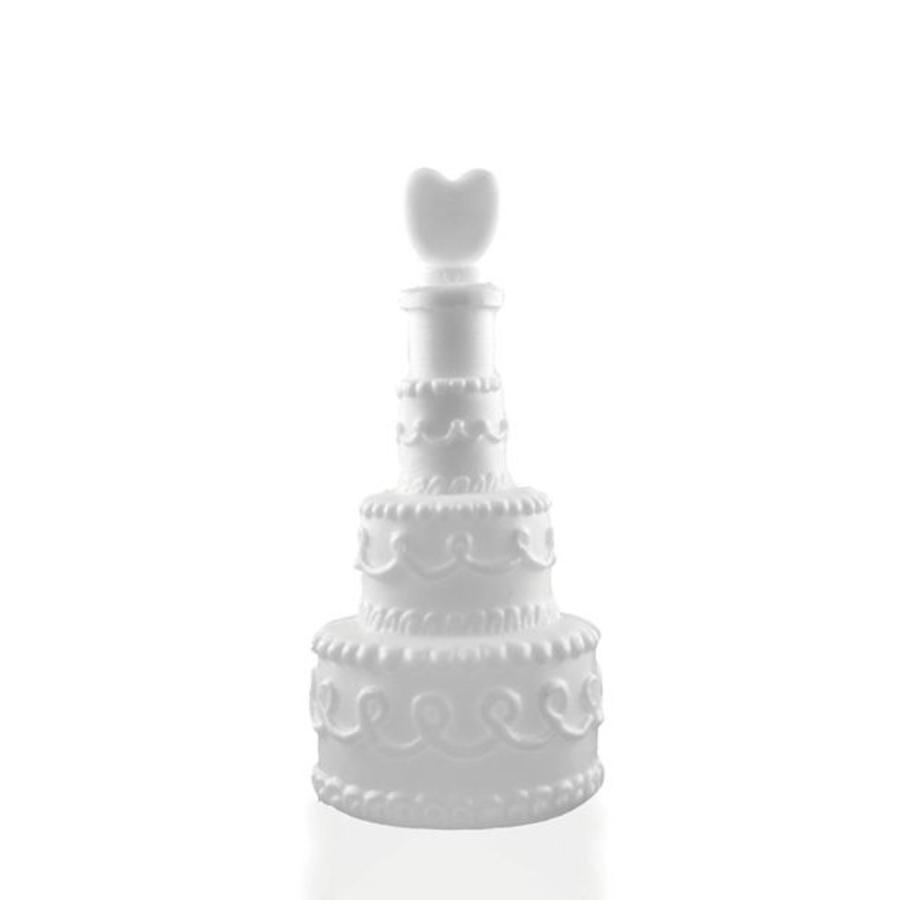Bellenblazers bruidstaart (24 stuks)-1