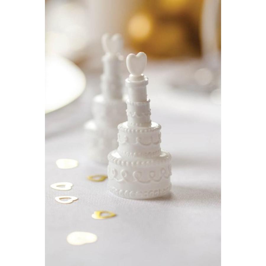 Bellenblazers bruidstaart (24 stuks)-2