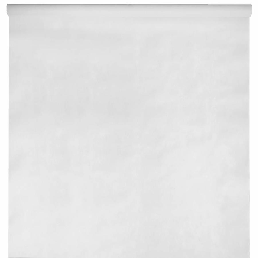 Tafelkleed papier wit (10 meter)-1