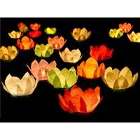 thumb-Drijvende lantaarns (6 stuks)-1
