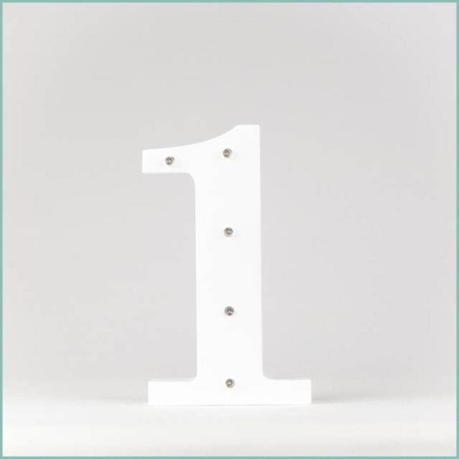 Tafelnummer led-2
