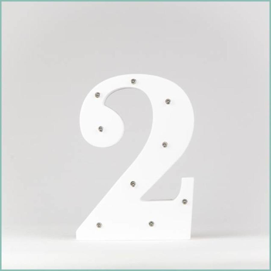Marque-table chiffre-3