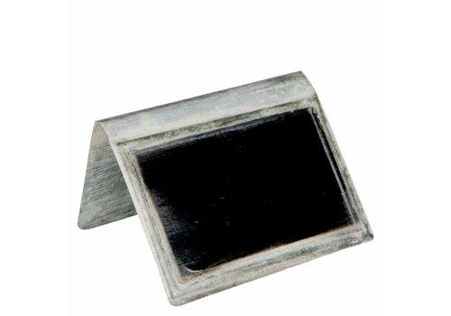 Krijtbord houder staal
