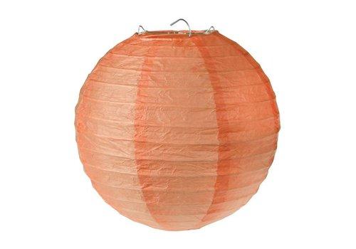 Lampion koraal diameter 30 cm (2 stuks)
