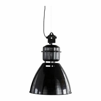 House Doctor Zwarte hanglamp Volumen