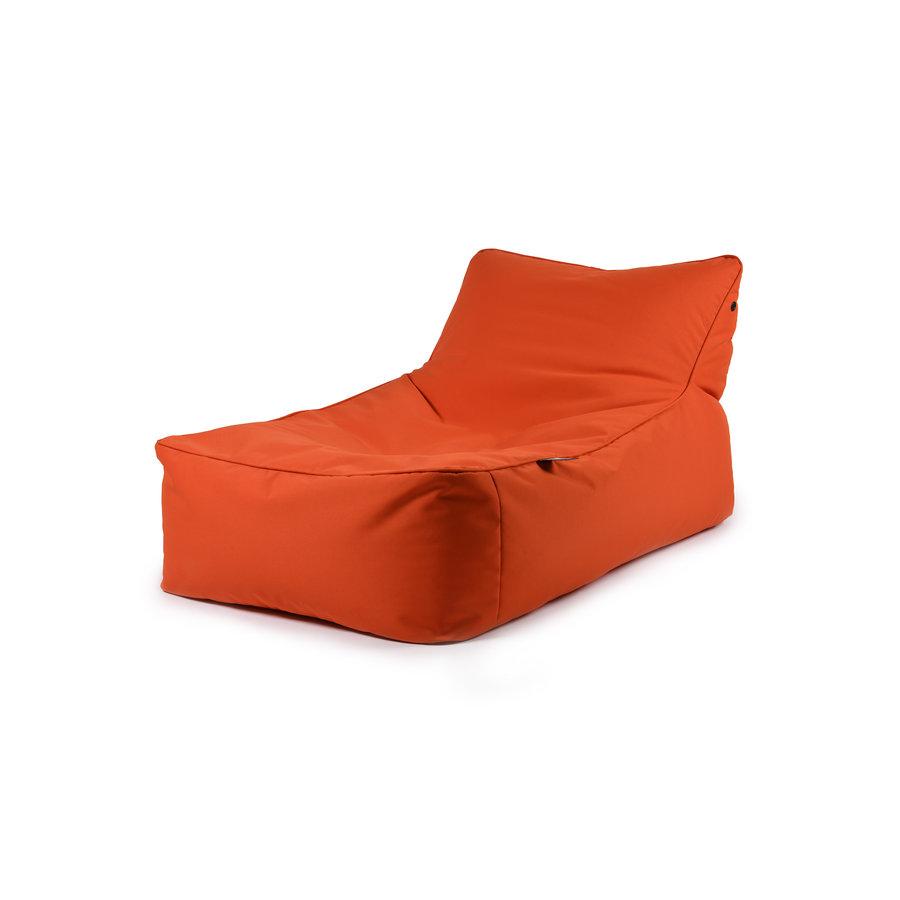 B-BED LOUNGEBED BUITEN INCL KUSSEN