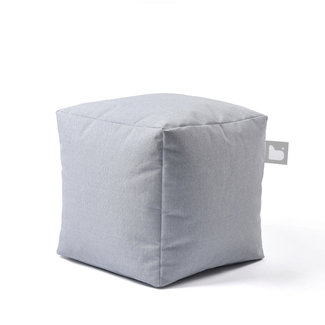 Extreme lounging  Vierkante poef outdoor B-Box  Pastel