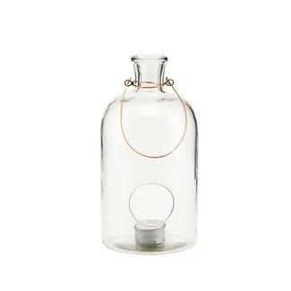 House Doctor Glazen lantaarn 25 cm