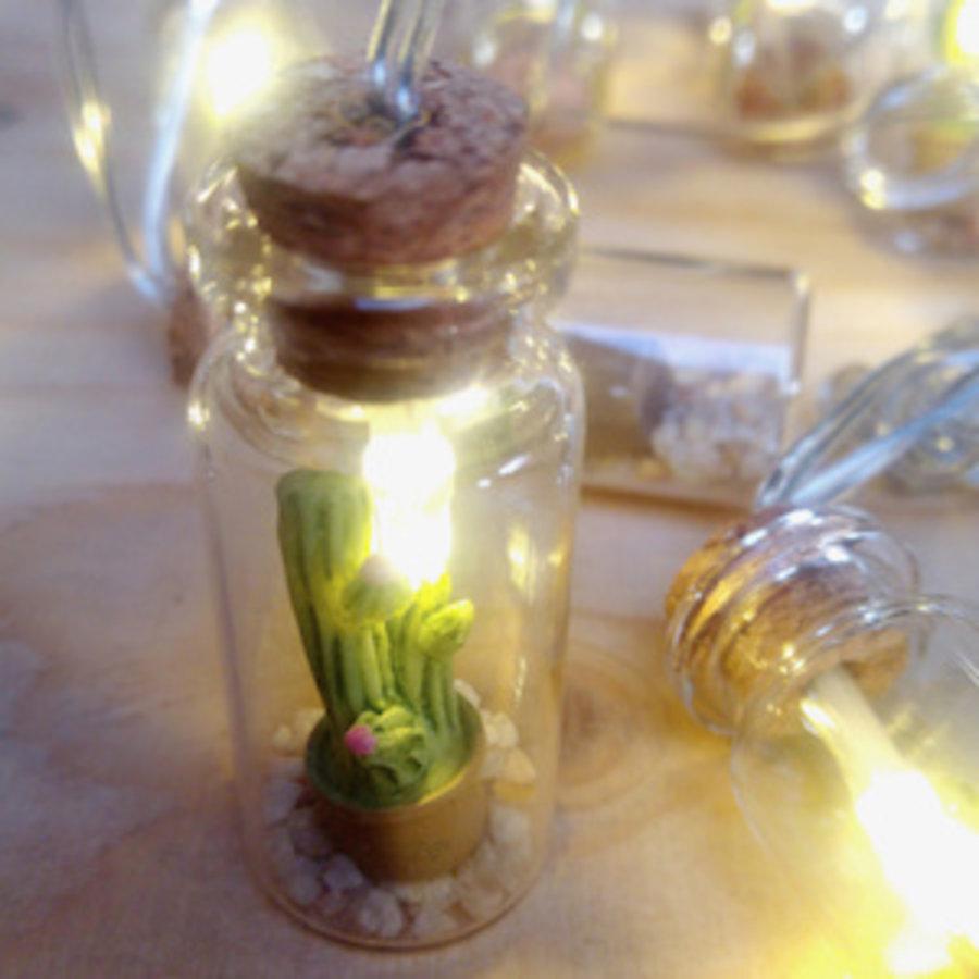 MINI- LIGHTS LICHTSNOER CACTUS