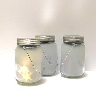 Potjes met licht