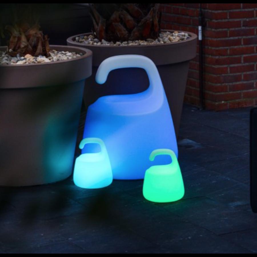 BELLY: BUITEN LAMP MET LED KLEIN