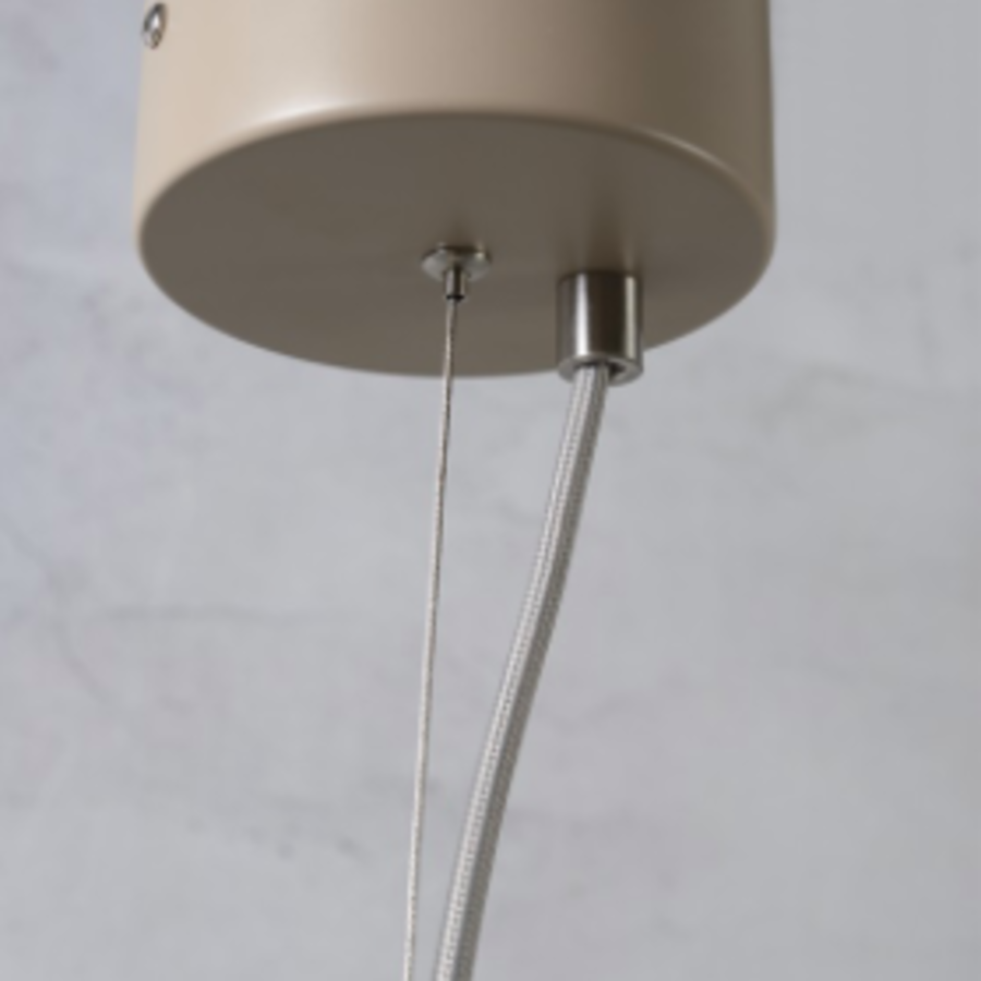 LAMP BOVEN EETTAFEL MARSEILLE ZAND