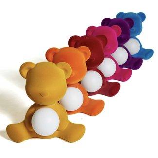 Qeeboo Teddy Girl lamp velvet - div kleuren