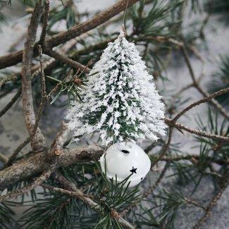 House Doctor Bijzondere kerstbal Tree & bell