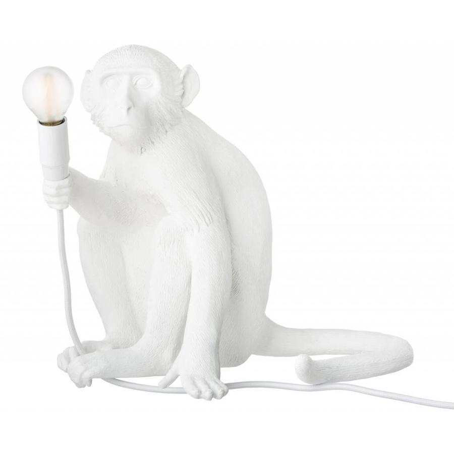 AAPLAMP MONKEY SITTING
