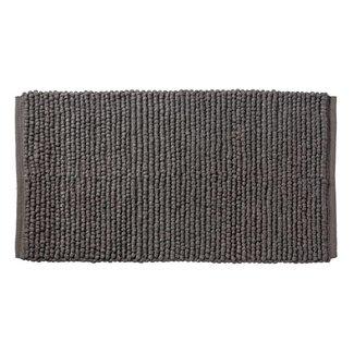 Bloomingville Grijs vloerkleed grijs wol