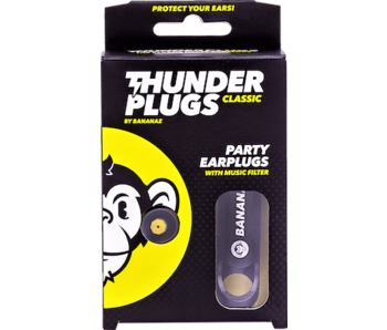 Thunderplugs oordoppen - 1 paar