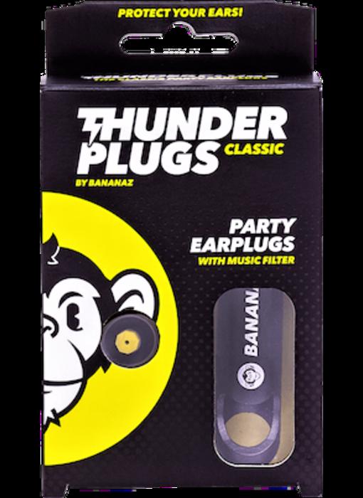 Thunderplugs earplugs - 1 pair