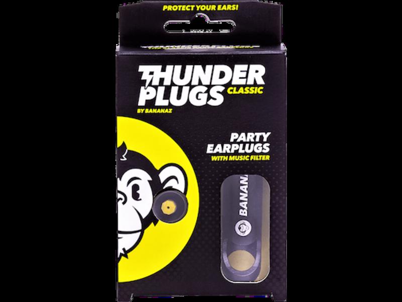 Thunderplugs earplugs - 1 paire