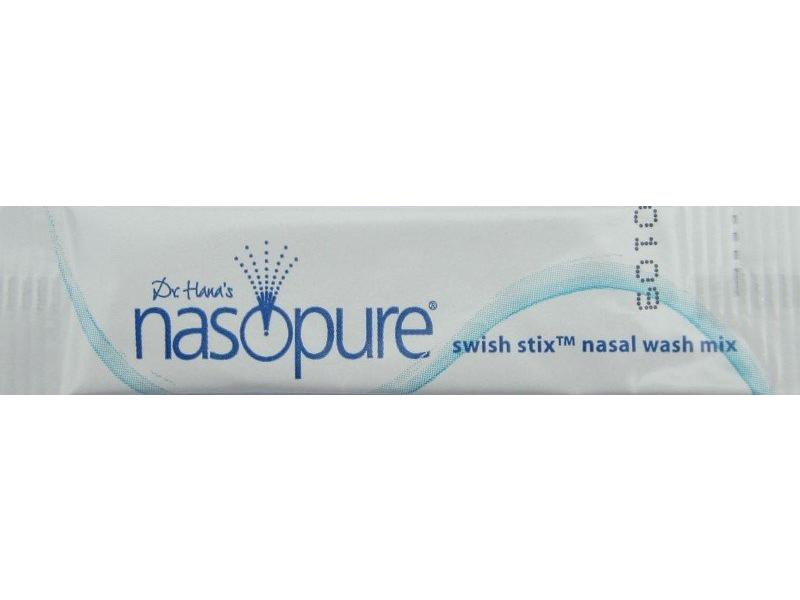 Nasopure® nasal saline