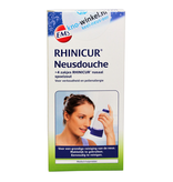 Rhinicur nasal irrigator + 20 sachets nasal saline