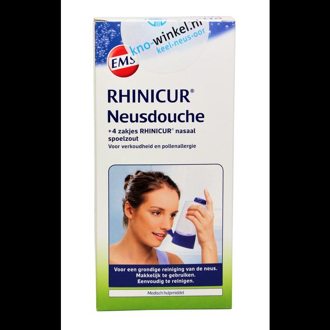 Rhinicur + 20 sachets spoelzout