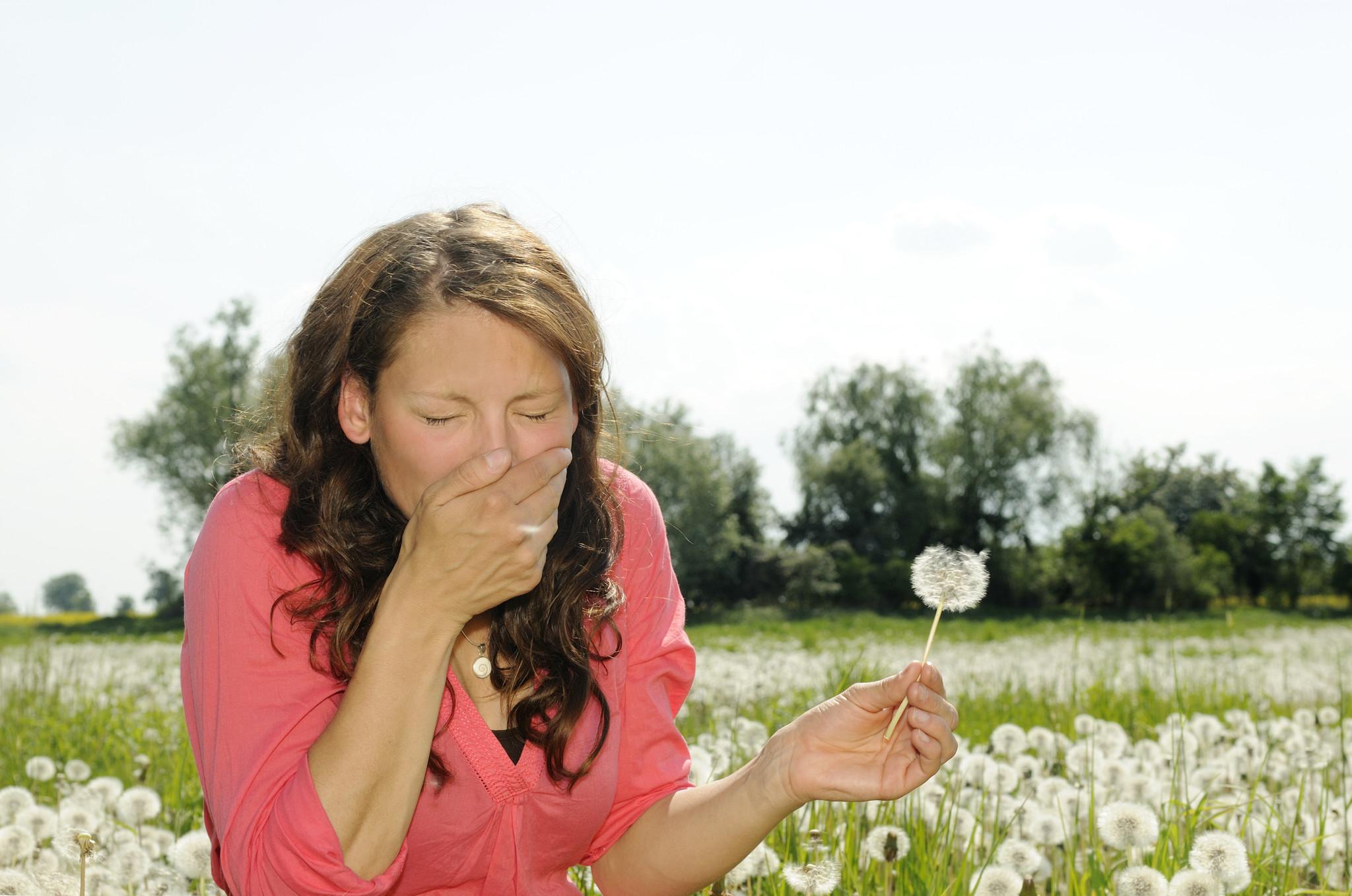 Neusspoelen helpt ook bij hooikoorts!