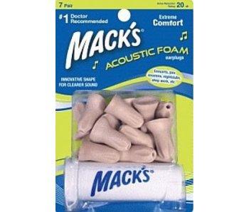 Mack's Acoustic Foam - 7 paar