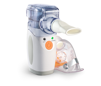 VocalOne vocal cord and lung nebulizer