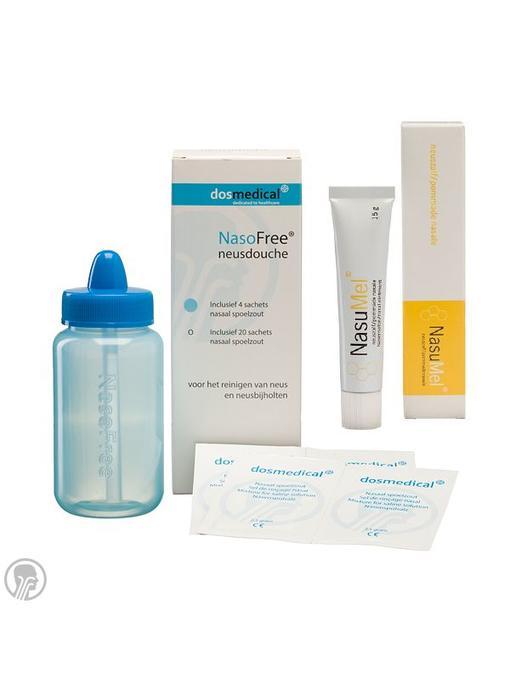 Dos Medical® Nasenoperation-Nachsorge-Kit