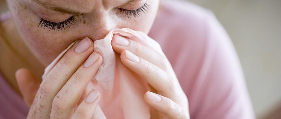 Je neus spoelen bij verkoudheid?