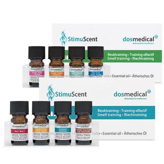 StimuScent reuktraining DOS Medical COMBI Dos Medical Geruchstrainingsset 1 & 2