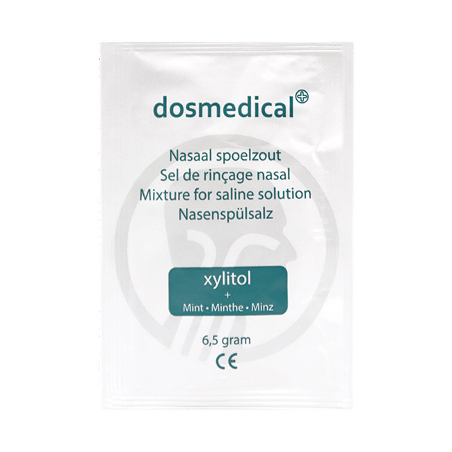 Dos Medical Nasal Rinse Salt with Xylitol