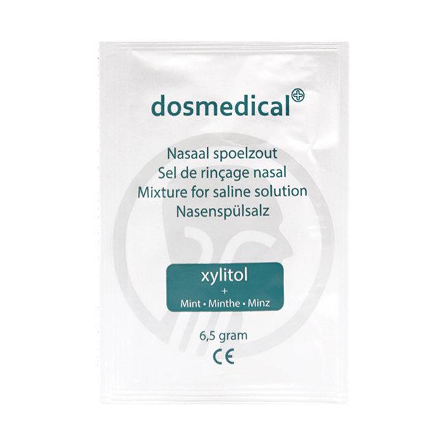 Dos Medical Nasenspülsalz mit Xylitol