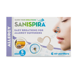 Sanispira anti-allergie neusfilter