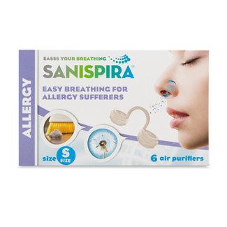 Sanispira nasal filter