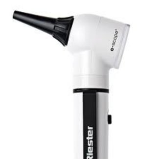 Otoscope for ear drum inspection