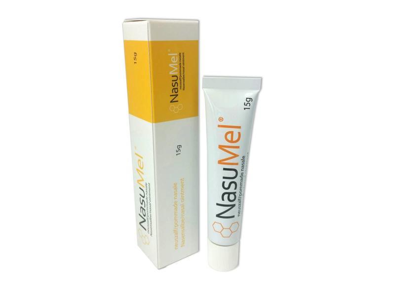 Dos Medical NasuMel® neuszalf op basis van medicinale honing